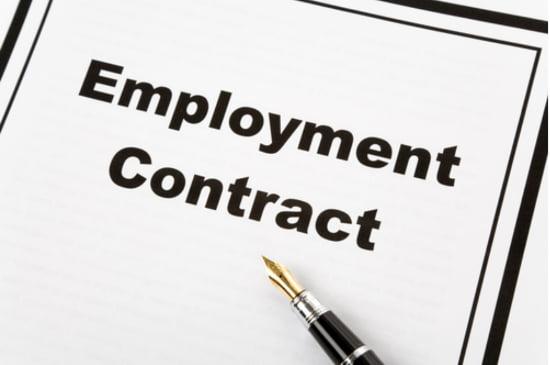 Employment Contract Attorney Alexandria VA