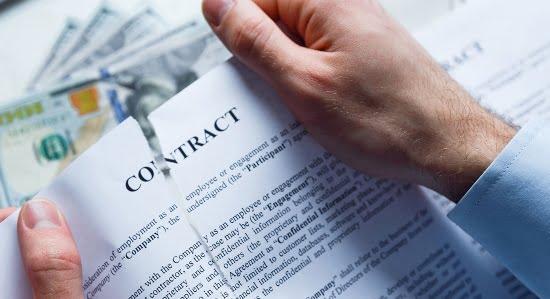 Breach of Contract Attorney Alexandria VA