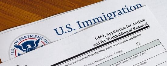 Asylum Application I-589 Attorney Alexandria VA